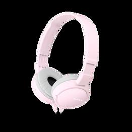 ZX110 Headband Type Headphones (Pink), , hi-res