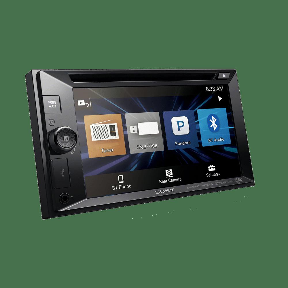 "XAV-W651BT 15.7cm (6.2"") LCD DVD Receiver, , product-image"