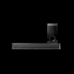 2.1ch Soundbar with Wi-Fi/Bluetooth technology, , lifestyle-image