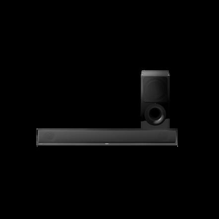 2.1ch Soundbar with Wi-Fi/Bluetooth technology