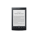 Reader with 6.0 paper-like touch screen (Black), , hi-res