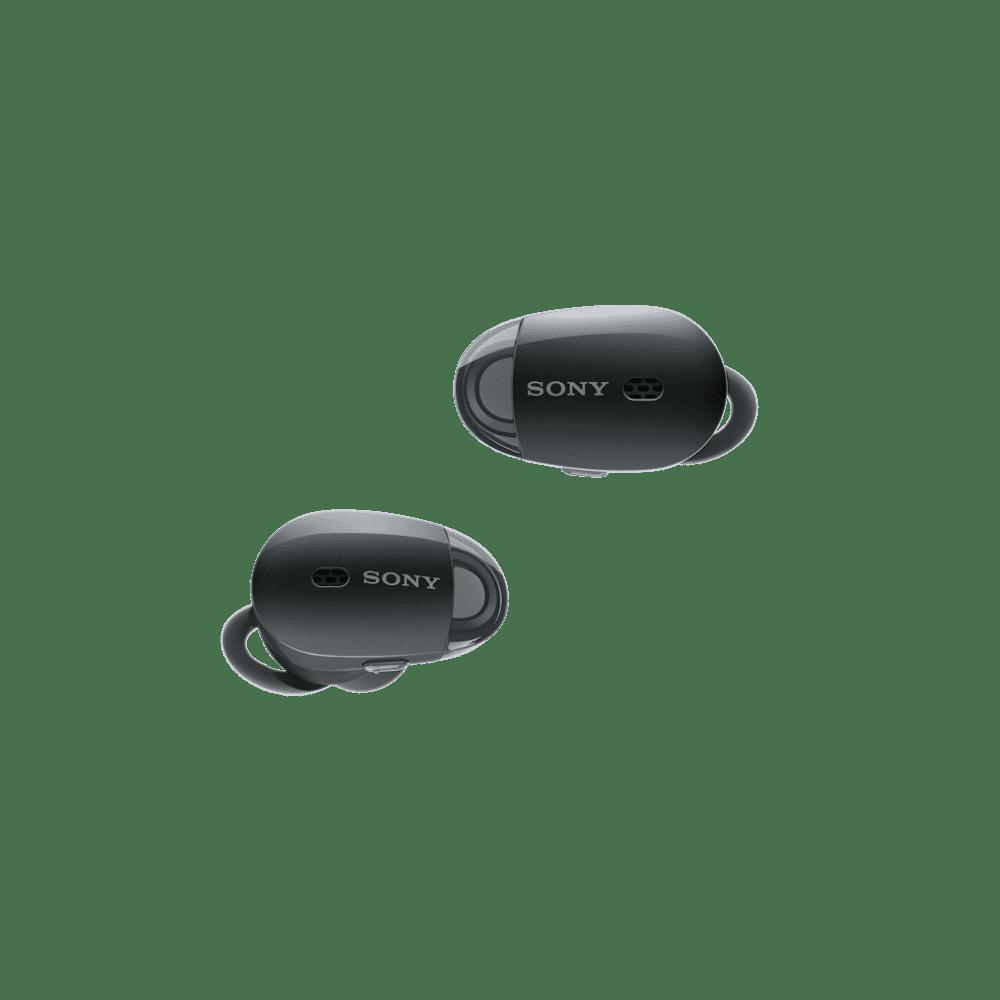 WF-1000X True Wireless Noise Cancelling Headphones (Black), , product-image