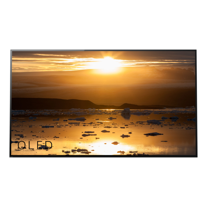 """55"""" A1 4K HDR OLED TV with Acoustic Surface and Android TV, , product-image"""