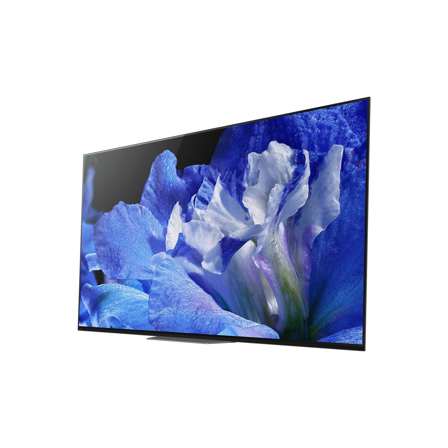 "55"" A8F 4K HDR OLED TV with Dolby Vision and Acoustic Surface, , product-image"