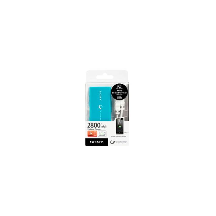 USB Portable Charger (Blue), , product-image