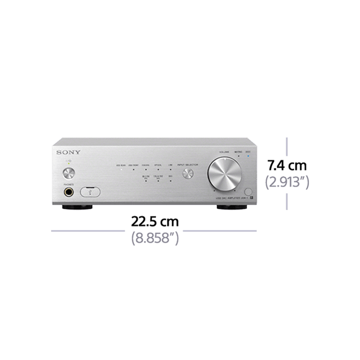 UDA-1 USB DAC Amplifier, , product-image