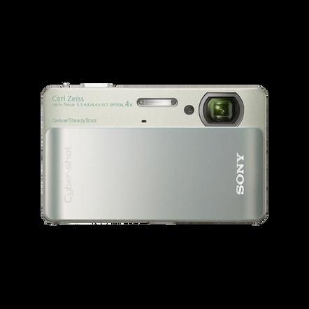 10.2 Megapixel T Series 4X Optical Zoom Cyber-shot Compact Camera (Green), , hi-res
