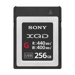 XQD G Series 256GB Memory Card, , hi-res
