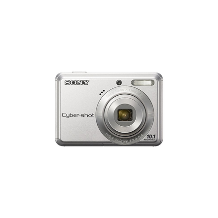 10.1 Mega Pixel S Series 3x Optical Zoom Cyber-shot (Silver), , hi-res