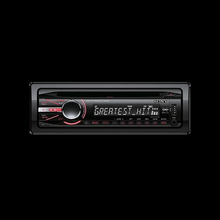 In-Car CD/MP3/WMA/Aac/Tuner Player GT490 Series Headunit