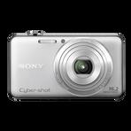 16.2 Mega Pixel W Series 5x Optical Zoom Cyber-shot (Silver), , hi-res
