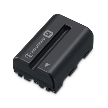 NP-FM500H M-series Rechargeable Battery Pack, , lifestyle-image