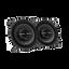 XS-GTF1039 10cm 3-way speakers