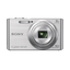 16.1 Megapixel W Series 8X Optical Zoom Cyber-shot Compact Camera (Silver)