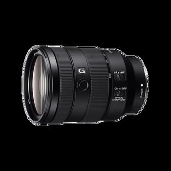 Full Frame FE 24-105mm F4 G Lens with Optical Stabilisation