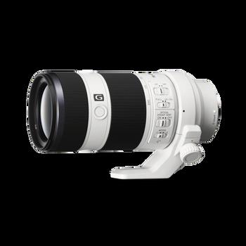 Full Frame E-Mount FE 70-200mm F4 G OSS Lens
