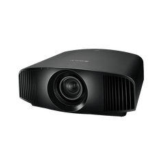 4K SXRD HDR Home Cinema Projector with 1,500 lumen brightness (Black)