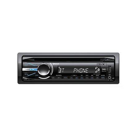 BT3850 In-Car CD Player