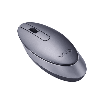 Bluetooth Laser Mouse (Gray)