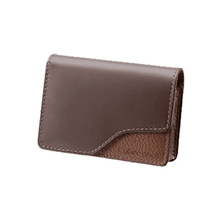 Soft Leather Carrying Case (Brown)