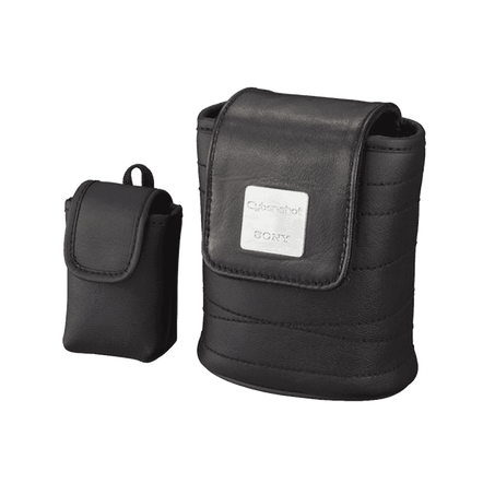 Black Carry Case for DSC-W1