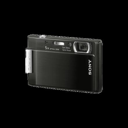 8.1 Megapixel T Series 5X Optical Zoom Cyber-shot Compact Camera (Black)