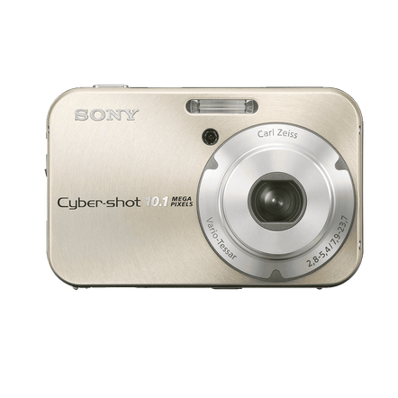 """10.1 Megapixel 3"""" Touch Screen LCD Cyber-shot Compact Camera"""