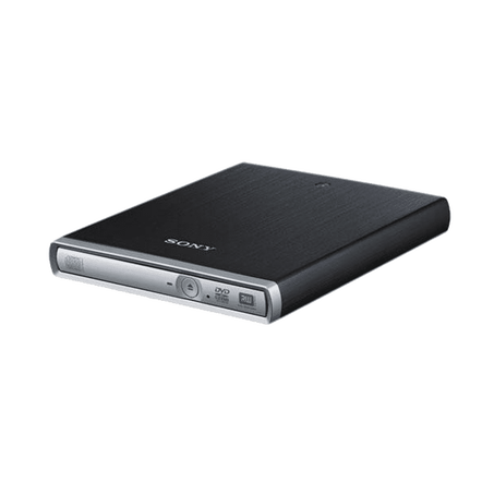 External Slim USB DVD Burner Retail
