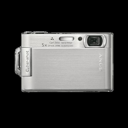 8.1 Megapixel T Series 5X Optical Zoom CyberShot (Silver)