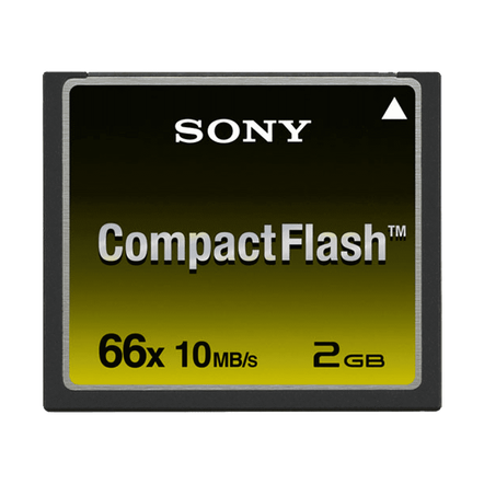 2GB Compact Flash