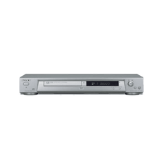 NS305 CDR/RW MP3 Playback Silver DVD Player.