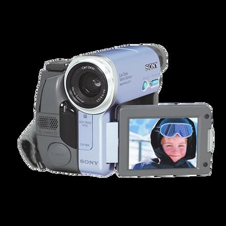 MiniDV Handycam with Memory Stick Slot