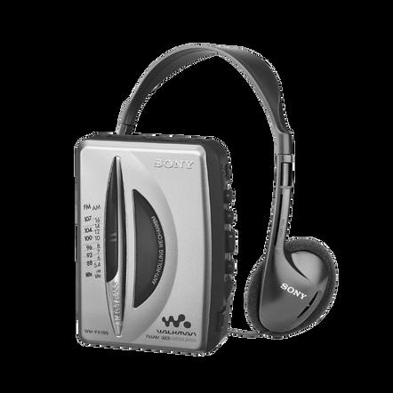 Am/FM Cassette Walkman (Blue)