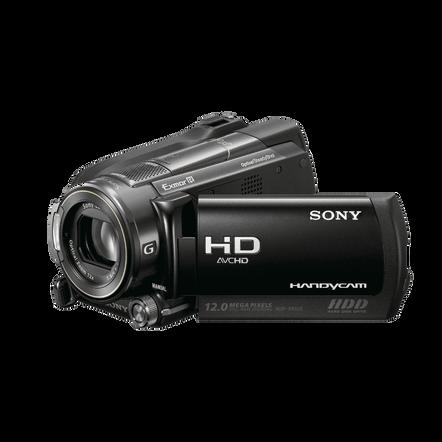 120GB Hard Disk Drive Full HD Camcorder