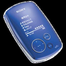 20GB HDD MP3 Walkman Violet