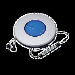 G Protection CD Walkman - Silver