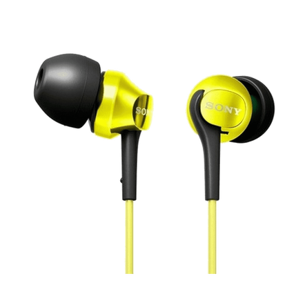 EX100 In-Ear Monitor Headphones (Lime)
