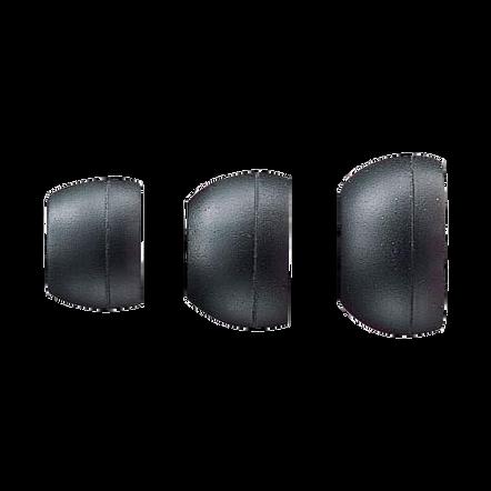 SPARE EX SERIES EARBUD PACK - BLACK, , hi-res