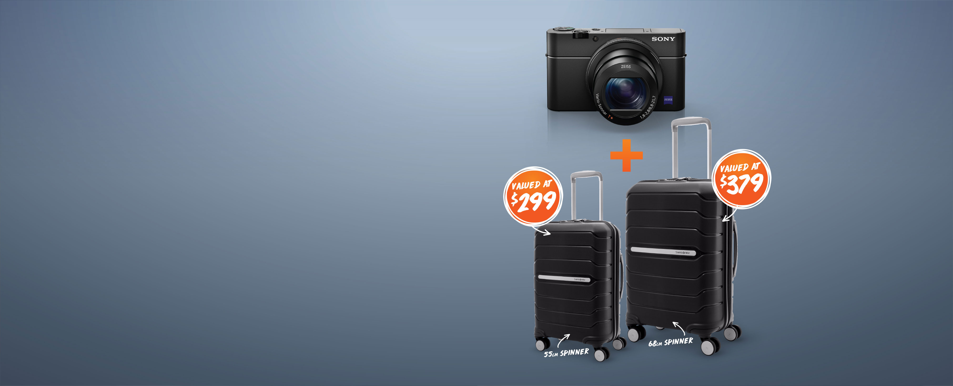 Sony - Imaging Promotion