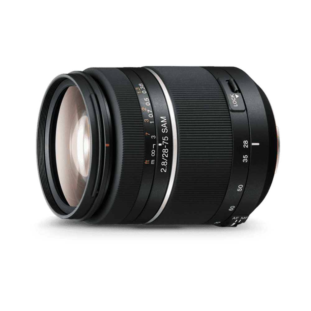 A-Mount 28-75mm F2.8 SAM Lens