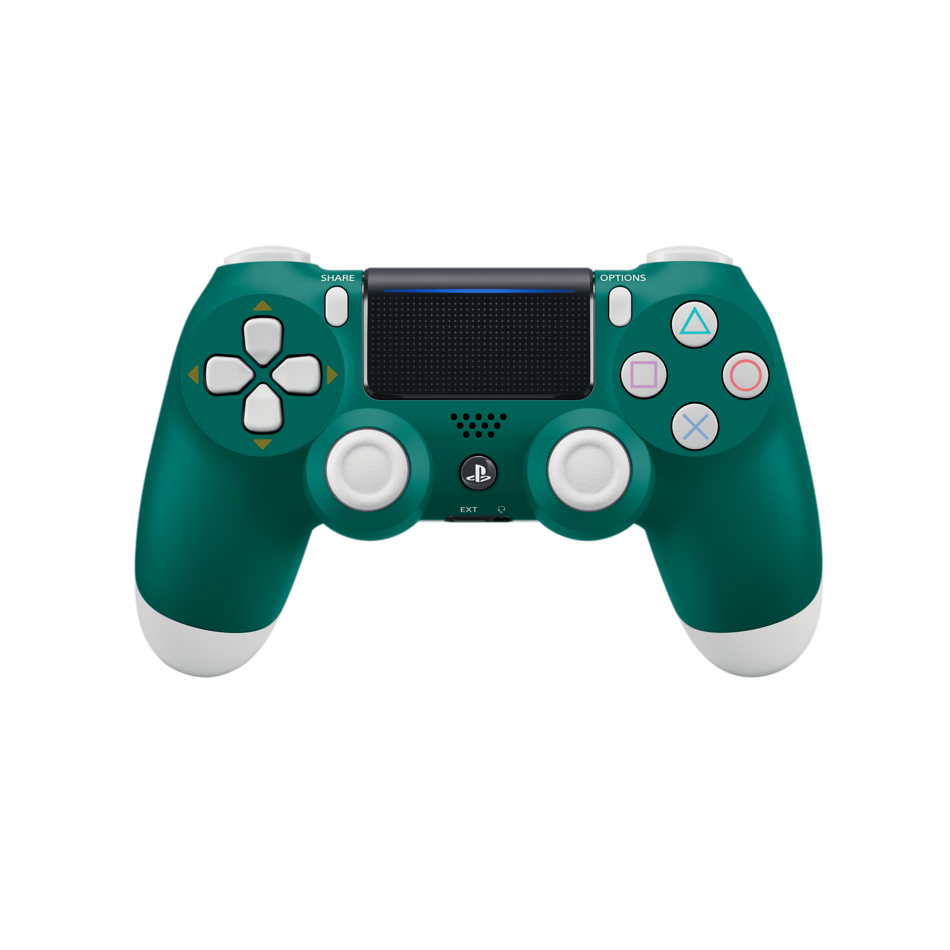 PlayStation4 DualShock Wireless Controllers (Alpine Green)