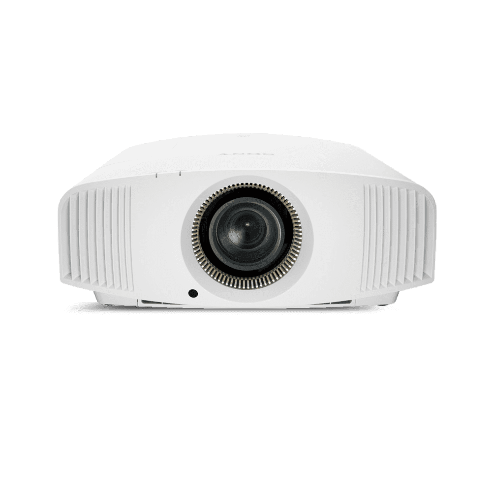 VW520 4K HDR SXRD Home Cinema Projector with 1800 lumens brightness (White)