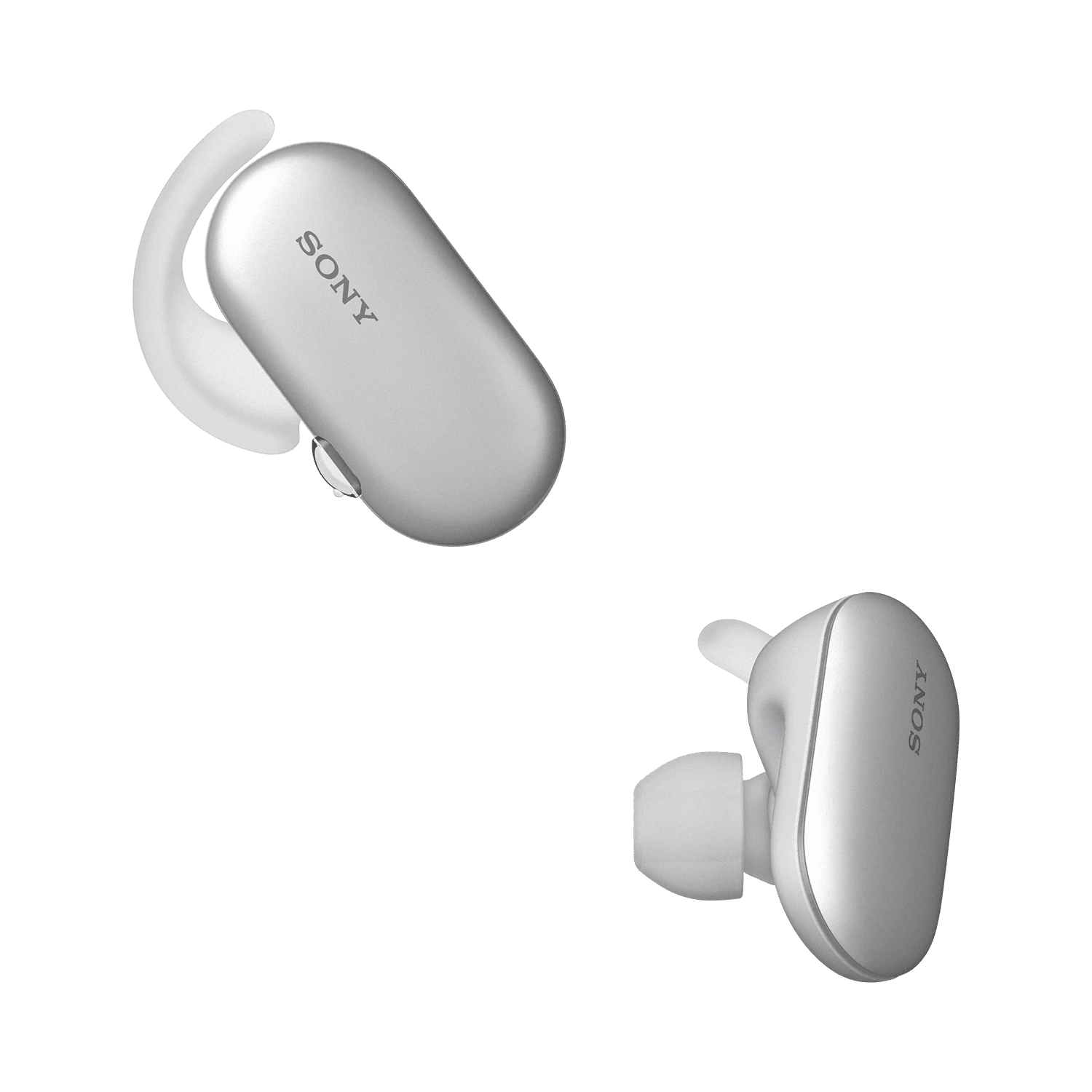 WF-SP900 Sports Wireless Headphones (White)
