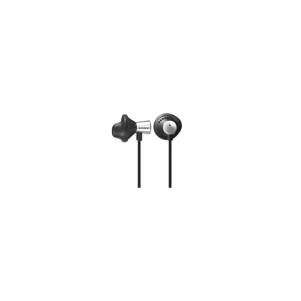 Fontopia / In-Ear Headphones (Silver)